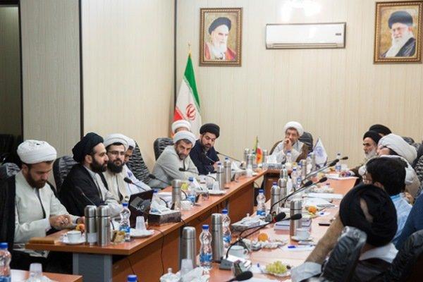 شورای حوزوی سند الگوی پایه اسلامی ایرانی پیشرفت را بررسی می کند