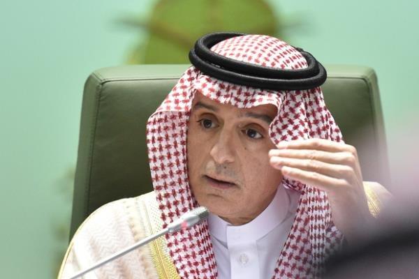 انتقاد «عادل الجبیر» از نمایندگان کنگره آمریکا
