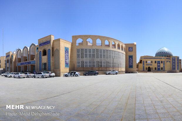 مرکز نیکوکاری «امام خمینی» افتتاح شد